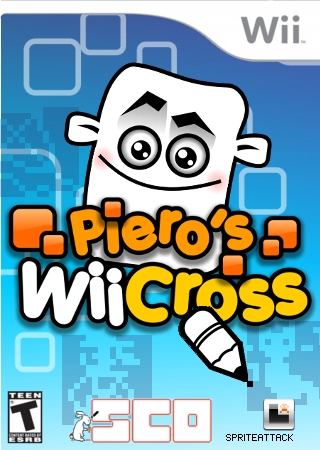 Piero's Wiicross cover